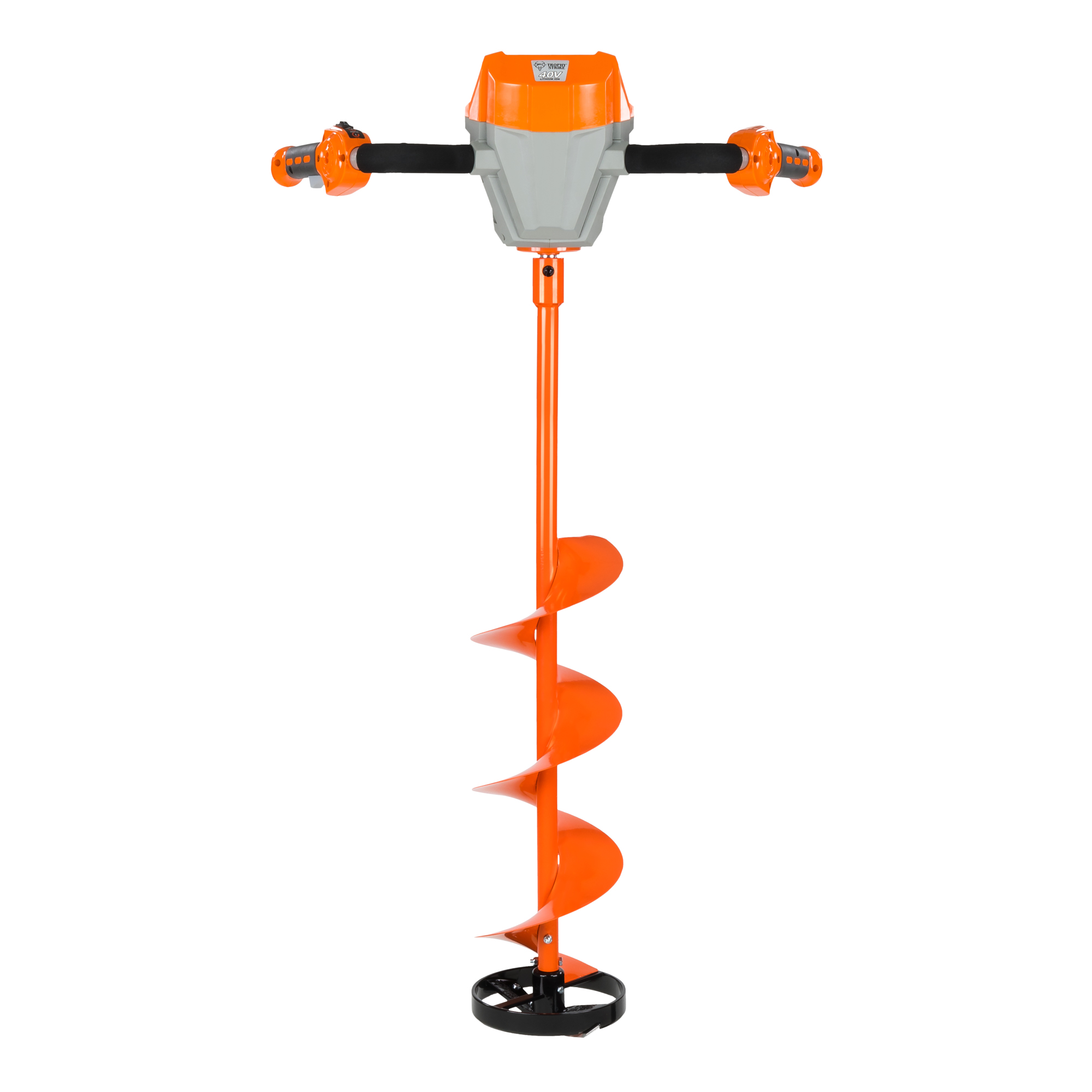 40V Lithium Ion Battery 8″ Ice Auger – Everything You Need to Start  Drilling!