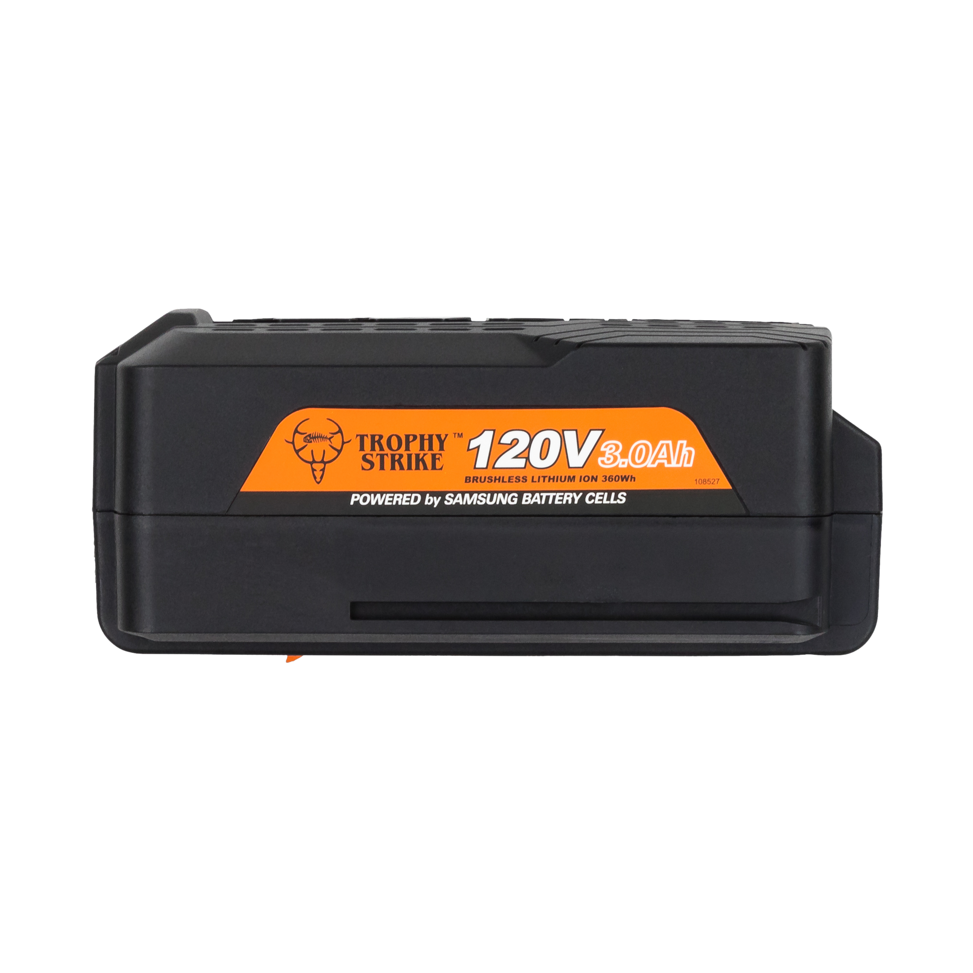 120V 3 0Ah Lithium Ion Rechargeable Battery – For 120V Ice Auger Kits